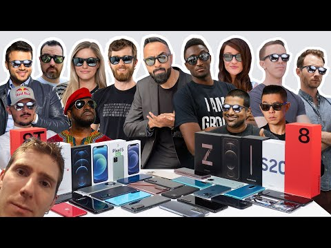 Best Smartphones of 2020 YOUTUBER Edition ft. MKBHD, Linus Tech Tips, Austin Evans + More
