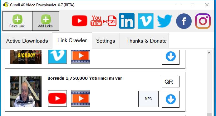 Free Gundi 4K Video Downloader